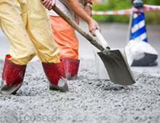Using a magic ratio for better, stronger and greener concrete